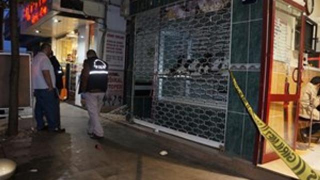 İstanbul'da kar maskeli soygun!...