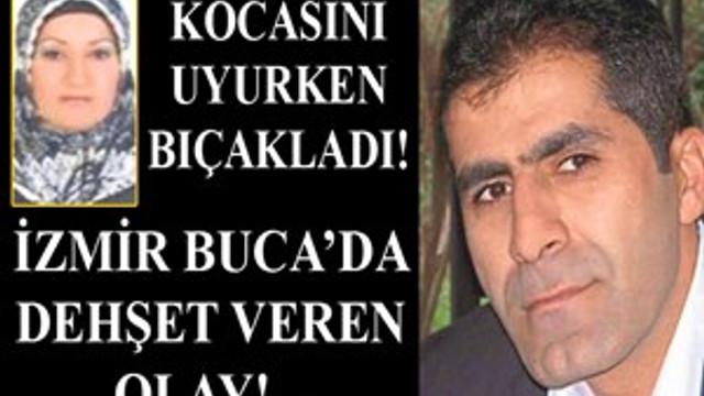 İzmir Buca'da dehşet veren olay!
