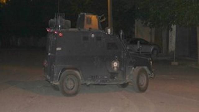 Diyarbakır'da silahlı çatışma!..