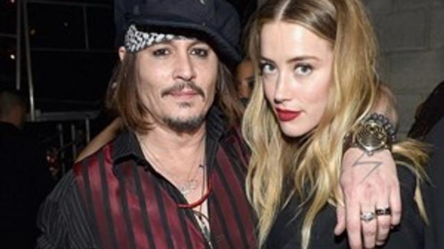 Amber Heard boşanma davası açtı!
