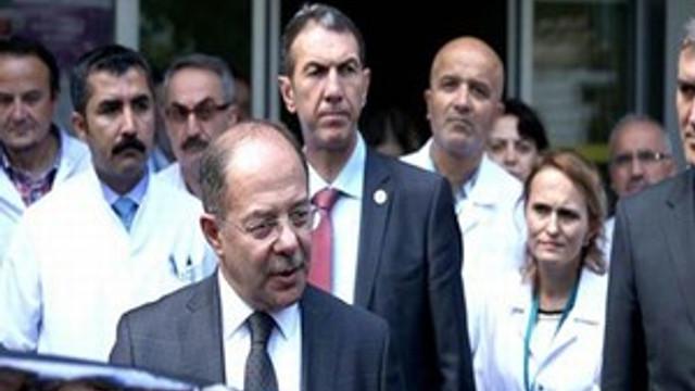 Bakan Akdağ'dan 'yaralı' açıklaması!..