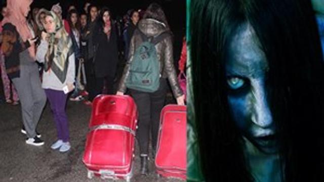 """Kızlar Yurdu'nda """"Samara"""" alarmı!"""