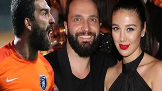 """Arda Turan: """"Berkay'ın eşiyle aramızda hiçbir sohbet olmadı"""""""