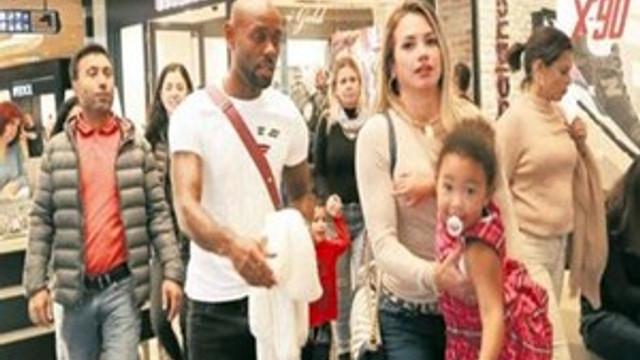 Love'dan ailecek alışveriş turu
