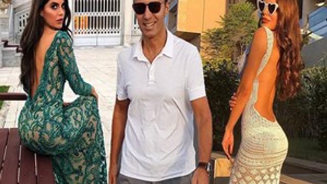 Mustafa Sandal'ın Ceren Hindistan'a attığı mesajlar ortaya çıktı