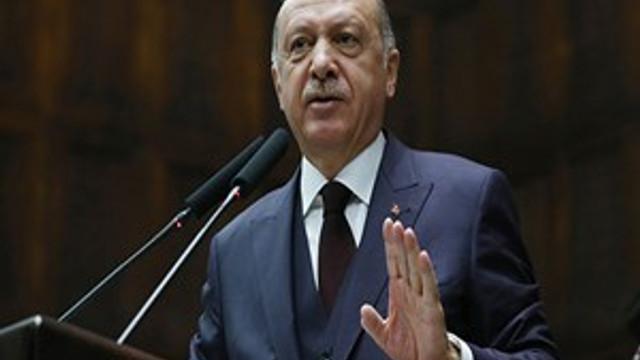 """Cumhurbaşkanı Erdoğan: """"Alnımızın akıyla çıkacağız"""""""