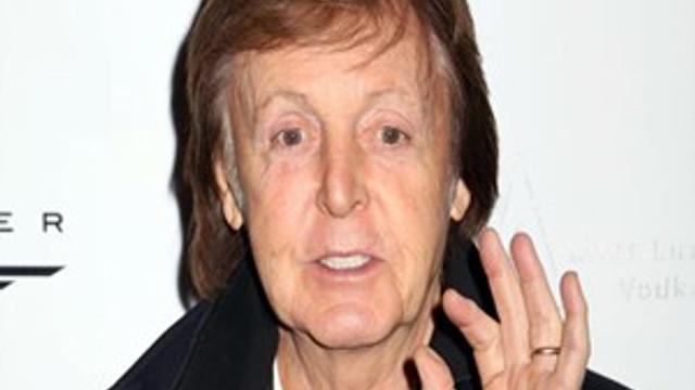 Sir Paul McCartney'e hırsızlık şoku!