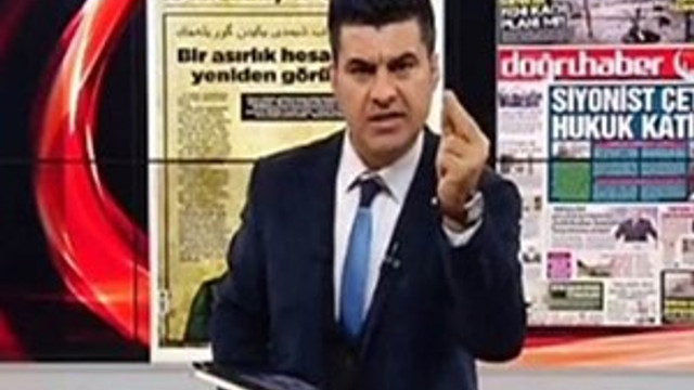 Cumhuriyet gazetesinden Akit Tv sunucusu hakkında suç duyurusu!
