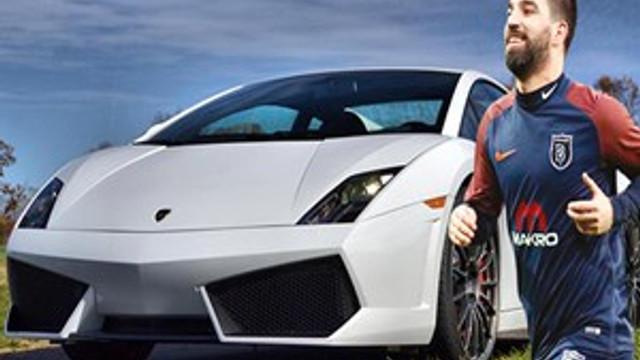 Arda Turan kendisini otomobille ödüllendirdi!