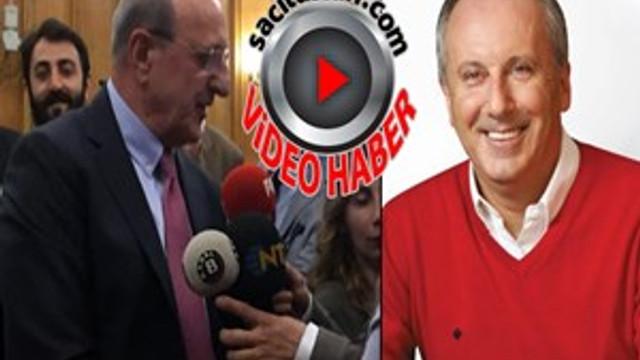 "CHP'li İlhan Kesici: ""Cumhurbaşkanı adayımız Muharrem İnce"""