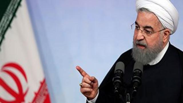 Trump'ın kararının öncesinde Ruhani'den önemli açıklamalar!