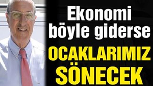 """İlhan Kesici: """"Seçim kampanyasında ekonomi dili konuşulmalı"""""""