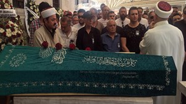 Tahir Yaman'a hüzünlü veda