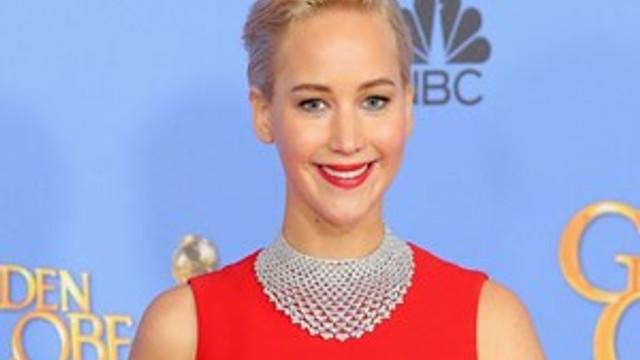 Jennifer Lawrence'ın gizli aşkı ortaya çıktı!