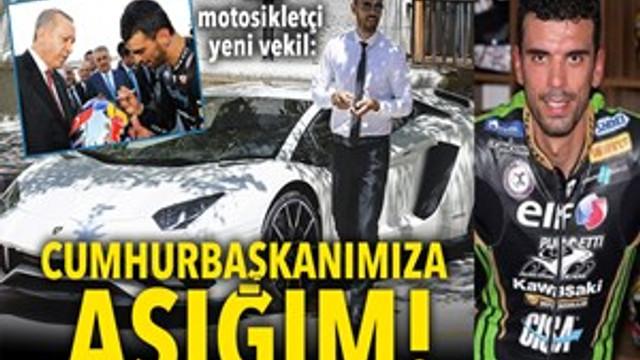 """Kenan Sofuoğlu: """"Milletvekili maaşımı almayacağım"""""""