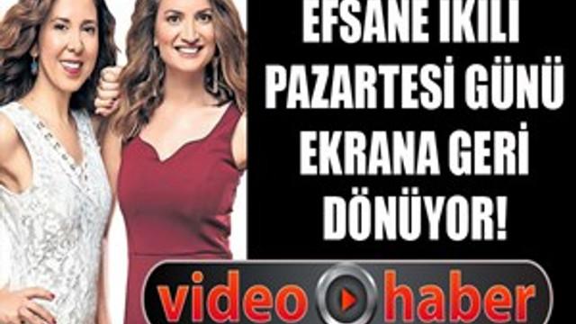 """""""Müge ve Gülşen'le 2. Sayfa"""" Pazartesi günü başlıyor!"""