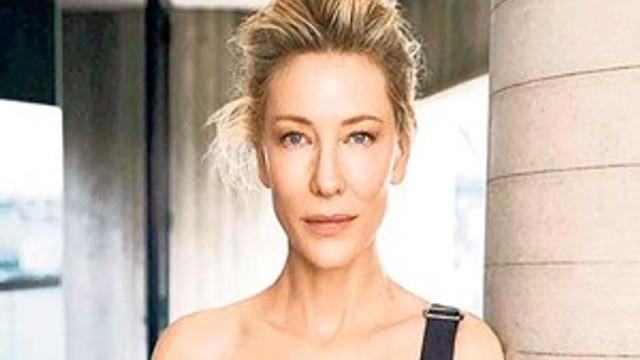 Cate Blanchett medyaya savaş açtı!