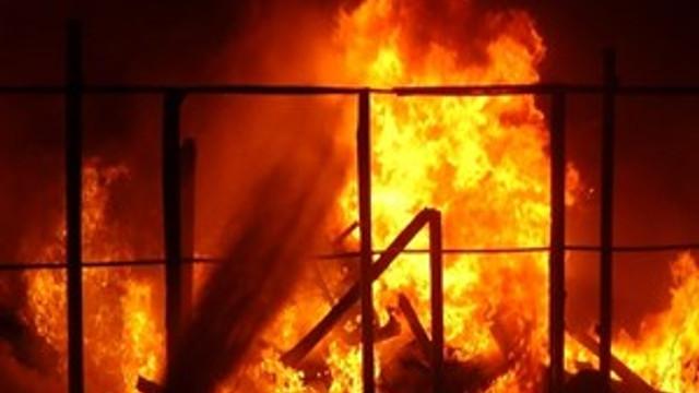 Bursa'da tüp deposunda patlama!