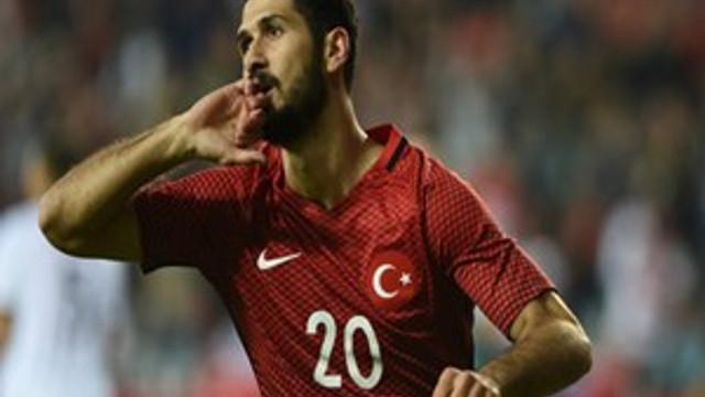 Emre Akbaba İstanbul'a geldi