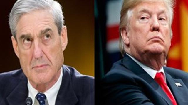Savcı Mueller, Donald Trump'a rest çekti!