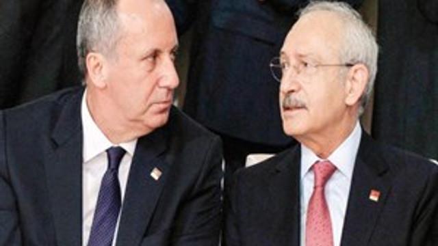 """Kemal Kılıçdaroğlu: """"Muharrem İnce güven vermedi"""""""