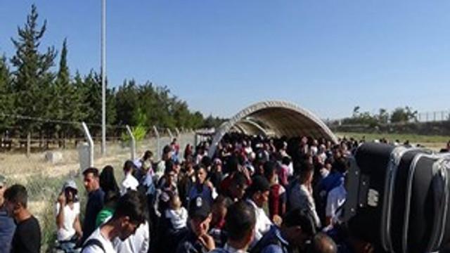 11 bin Suriyeli Kurban Bayramı için ülkesine gitti
