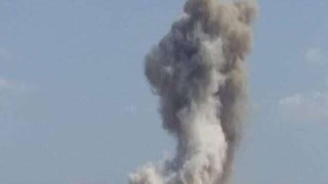 Rusya, ABD'nin Suriye'ye hava saldırısı düzenlediğini iddia etti!
