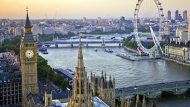 Yasak aşkın adresi Londra!
