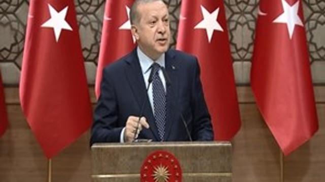 """Erdoğan'dan Merkez Bankası'na: """"Sabrım bir yere kadar"""""""