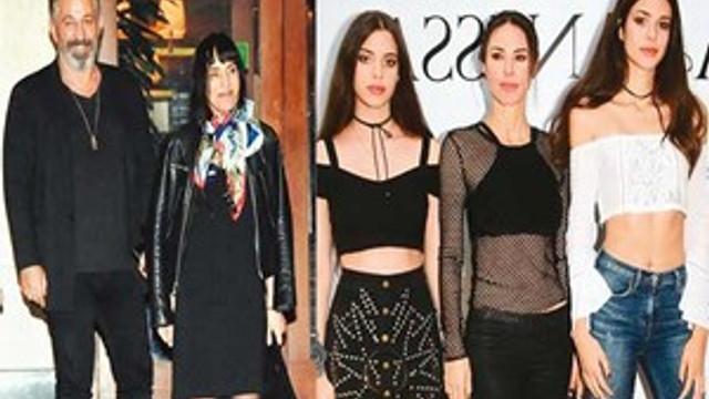 Cem Yılmaz'dan Samyeli'nin kızlarına sanatsal jest
