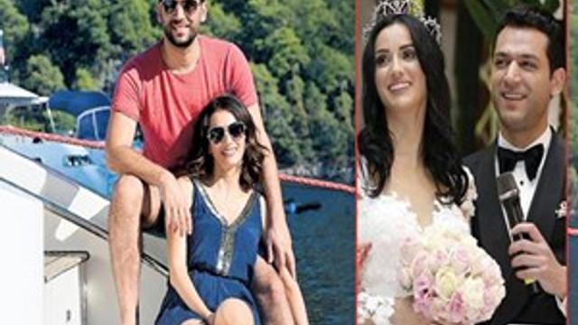 Murat Yıldırım - İmane Elbani çifti kadın personel istedi