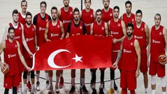 A Milli Erkek Basketbol Takımı'ndan 3 kişi çıkartıldı!