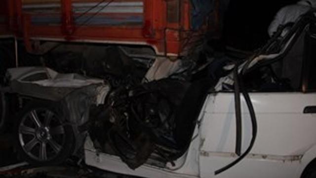Eskişehir'de feci trafik kazası!
