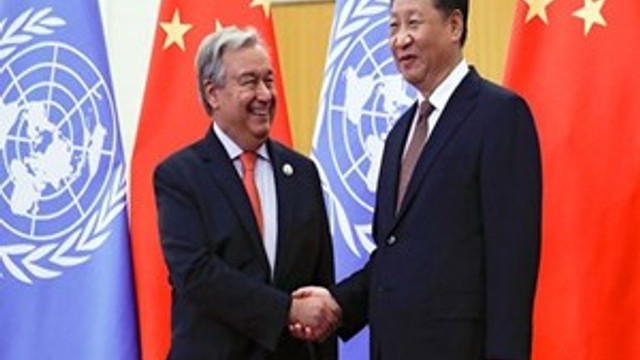 BM Genel Sekreteri Guterres'ten çarpıcı ifadeler
