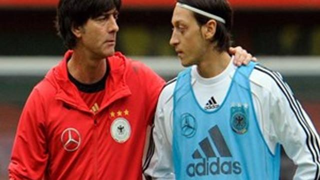 Joachim Löw'den Mesut Özil açıklaması