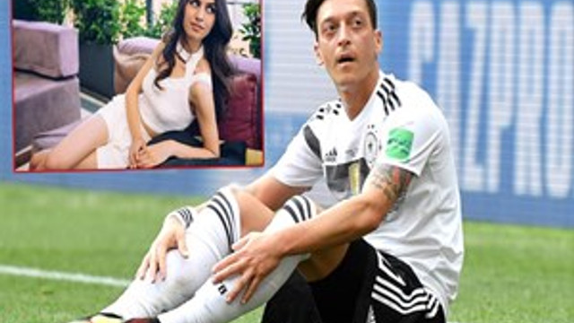 Mesut Özil, Paris'ten ev baktı