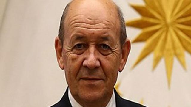 Fransa Dışişleri Bakanı'ndan flaş açıklamalar