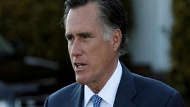 Senatör Romney'den Donald Trump'a ağır eleştiri!