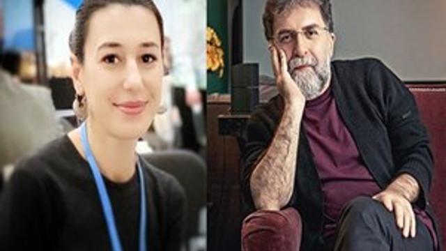 Melis Alphan, Ahmet Hakan'ı hedef aldı!