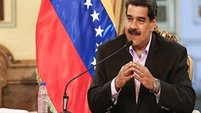 """Nicolas Maduro: """"Trump beni öldürme emri verdi"""""""