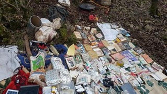 Gabar Dağı'nda teröristlere büyük darbe