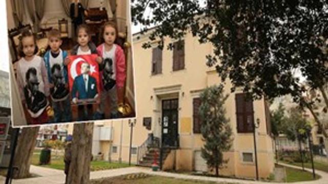 Latife Hanım Köşkü'ne 86 bin ziyaretçi