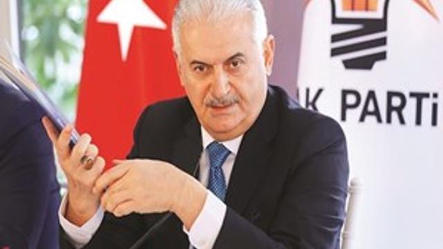 """Binali Yıldırım: """"İstanbul isteyecek biz yapacağız"""""""