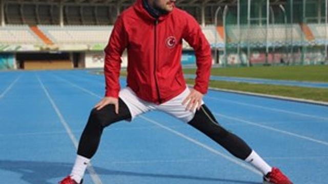 Hakan'ın atletizmde başarı dolu hikayesi
