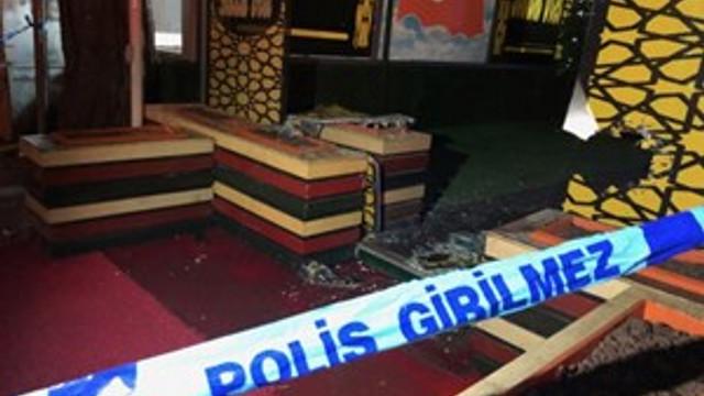 Ankara'da bir otele pompalı tüfekli saldırı