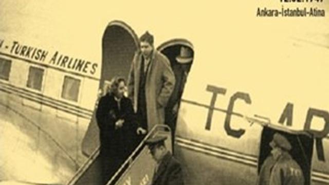 THY'nin ilk yurt dışı seferinin üzerinden 72 yıl geçti
