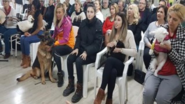 Bursa'da hayvanlara özel konser