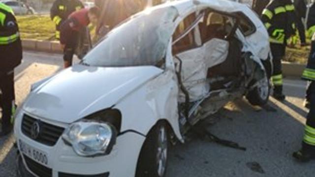 Talihsiz polis memuru hayatını kaybetti