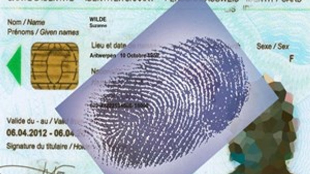 Kimlik kartlarında parmak izi AB'de zorunlu hale getirildi