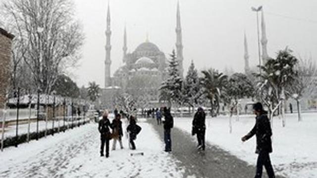 İstanbul'a kar yağacak!..